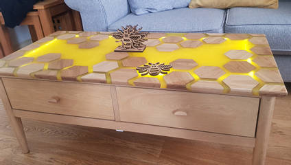 Bee Inspired Table