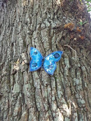 Blue-Resin-Butterfly-by-Paul-Chapman
