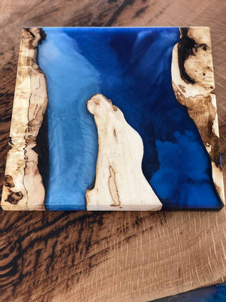 Blue Rivers Chopping Boards
