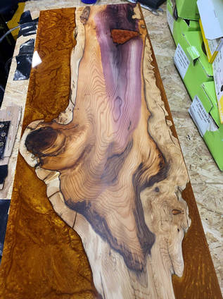 Copper-Resin-Shelf-in-Progress-by-Hand-i-Craft