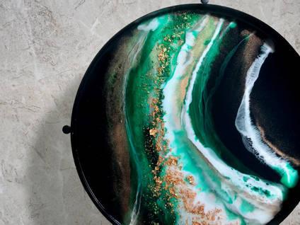 Emerald Pools Tray Landscape