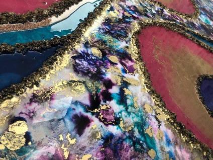 Geode Close-Up