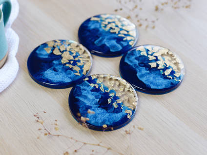 Handcrafted-by-Zsuzsi-Ocean-Coaster-Set
