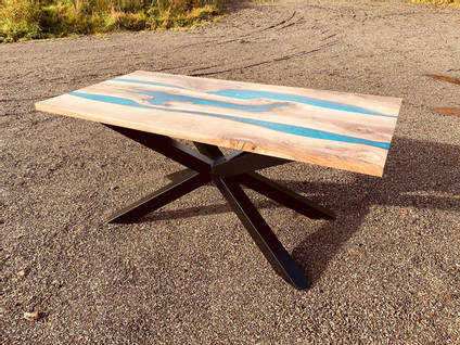 Highland-Haus-Epoxy-Blue-Rivers-Table-side-view