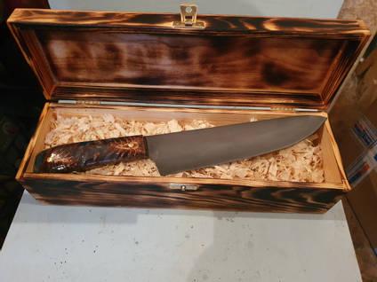 Knife in Box