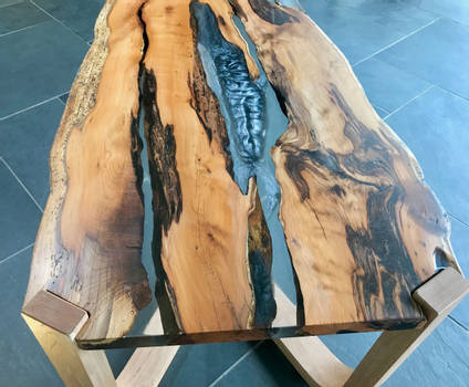 Manor Wood Designs The yew Coffee Table