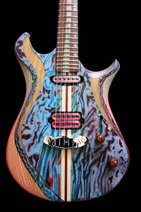 Marble Guitar