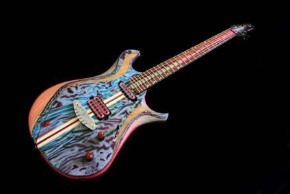 Micarta Guitar