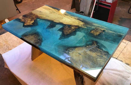 Oceans and Islands Table ICDLiveedgewood