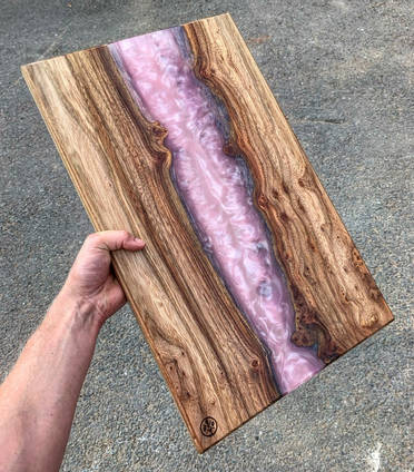 Pink-Purple-Serving-Board-by-Chris-Creates
