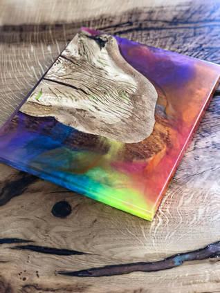 Rainbow Chopping Board
