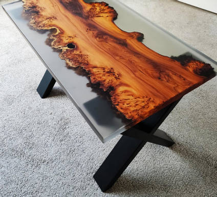 Reverse River Table