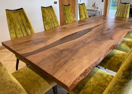 Walnut-Resin-River-Table-Manor-Wood-Design-alternative-view-detail