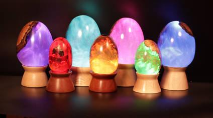 Wood-and-Resin-Dragon-Eggs-Lamp-Range-by-Whitestocks-Design