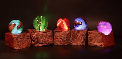 Wood-and-Resin-Sphere-Lamp-Range-by-Whitestocks-Design