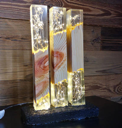 wood-and-clear-tri-lamp-by-MB-resin-art