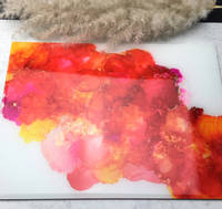 Alcohol Ink Paintings Thumbnail