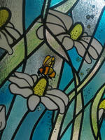 Bee-Stained-Glass-Window-by-Elena-Gilman Thumbnail