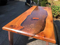 Copper and Elm River Table Thumbnail