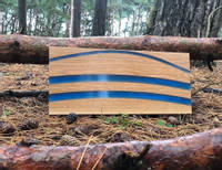 Wood and Resin Serving Board Thumbnail