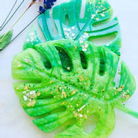 Green-leaf-coasters-by-EllaSophia Thumbnail
