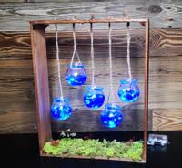 Hanging-Resin-fish-bowls-lamp-by-MB-resin-art Thumbnail