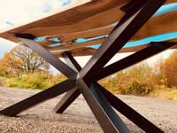 Highland-Haus-Epoxy-Blue-Rivers-Table-underside Thumbnail