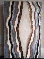 Metallic Geode Thumbnail