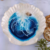 Ocean Shell Resin Art THUMBNAIL
