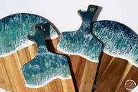 Ocean Collection Resin Serving Boards Thumbnail