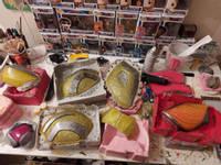 Power Ranger Armour Mould Process Thumbnail