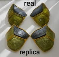Real v Replica Power Ranger Castings Thumbnail