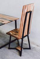Rear View Mindava Chair Thumbnail