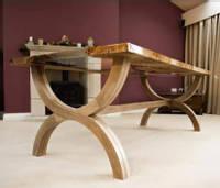 Riven Oak River Table Thumbnail