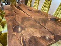 Walnut-Resin-River-Table-Manor-Wood-Designs-Close-Up Thumbnail