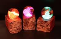 Wood-and-Resin-Dragon-Eggs-Lamp-Trio-by-Whitestocks-Design Thumbnail