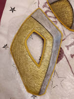 Yellow Power Ranger Armour Casting Thumbnail