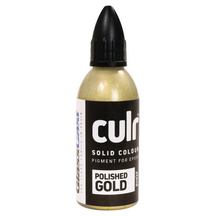 CULR Epoxy Pigment - Polished Gold 20ml