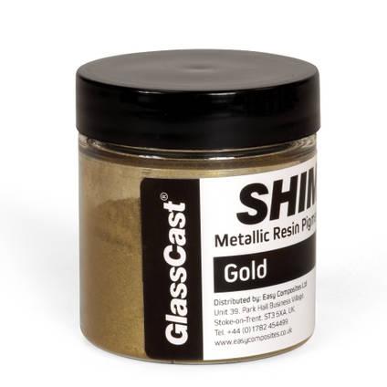 Gold SHIMR Metallic Resin Pigment – 20g