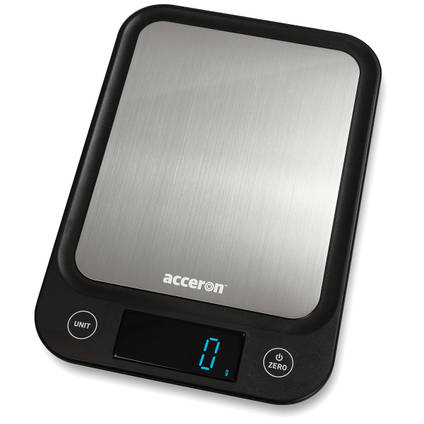 10kg Capacity Digital Scales - Isolated
