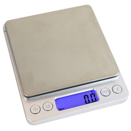 2kg Precision Digital Scale 0.1g Accuracy