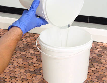 Plastic Mixing/Storage Buckets
