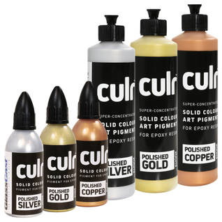 CULR Set of 3 Metallic Pigments Thumbnail