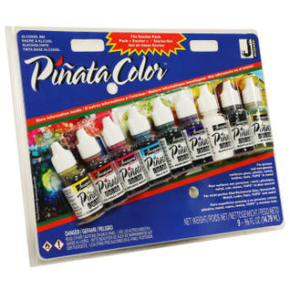 Pinata Exciter Pack of 9 Alcohol Inks Thumbnail