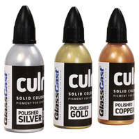 CULR Epoxy Pigment - Metallic Colour Starter Set (3x20ml) Thumbnail