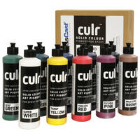 CULR Epoxy Pigment - 10 Colour Trade Set (10x200ml) Thumbnail