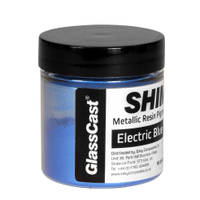 SHIMR Metallic Resin Pigment - Electric Blue 20g Thumbnail