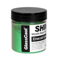 SHIMR Metallic Resin Pigment - Emerald Green 20g Thumbnail