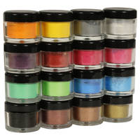 SHIMR Metallic Resin Pigment - Set of 16 x 3g Thumbnail