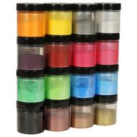 SHIMR Metallic Resin Pigment - Set of 16 x 20g Thumbnail